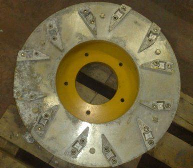 PLATE MARBLE BRETON –  470 mm