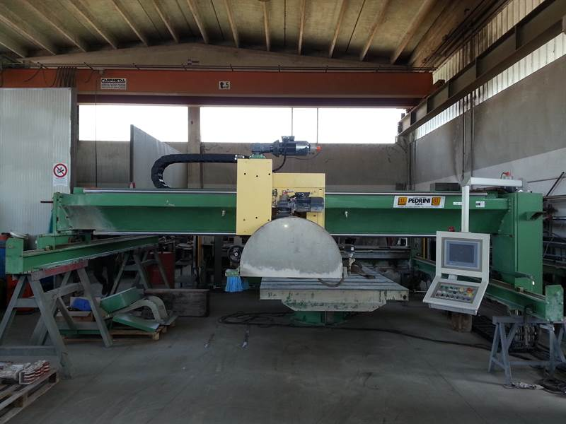 Ref. 3832 Bridge sawing machine NC