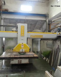 Ref. FP3846 Automatic bridge sawing profiling machine