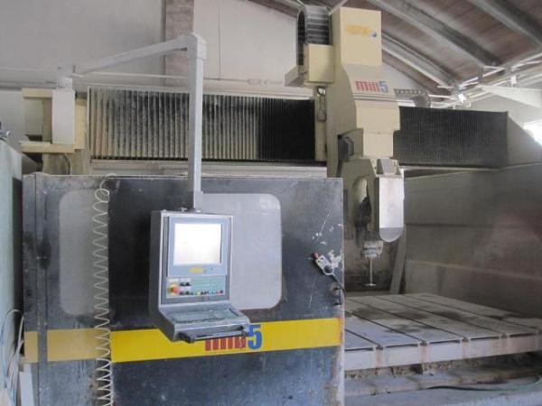Ref.: 959 CNC WORK CENTER